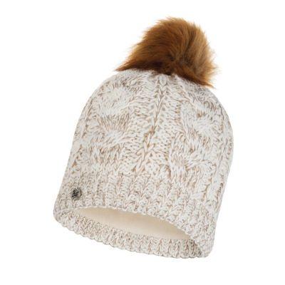 Knitted Polar Hat Buff Darla