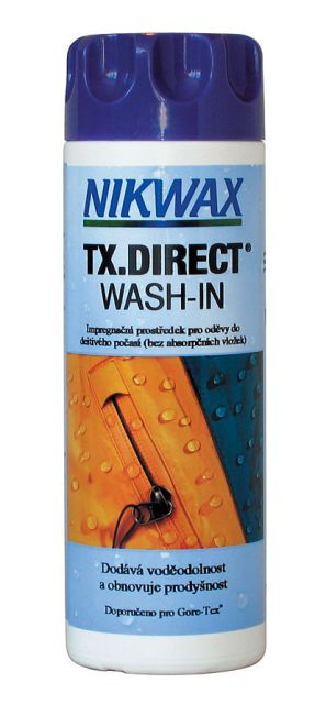 Nikwax NIKWAX -WASH-IN TX.DIRECT