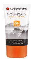 Opaľovací krém Lifesystems Mountain SPF50 + Sun Cream 100ml