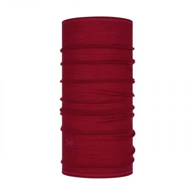 Merino wool Buff Lightweight- Barn multi striper