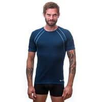 Coolmax Air pánske tričko krátky rukáv - modrá