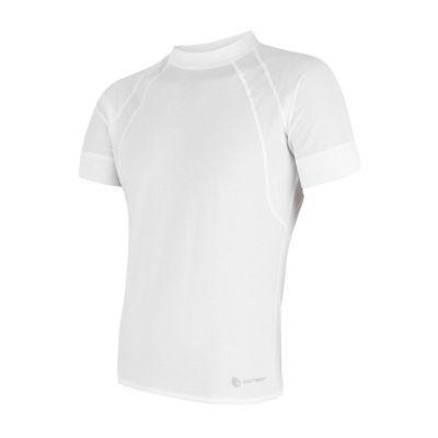 Coolmax Air pánske tričko krátky rukáv - biela