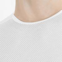 Coolmax Air pánske tričko bez rukávov - biela