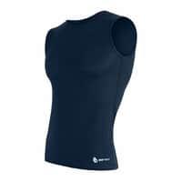 Coolmax Air pánske tričko bez rukávov - modrá