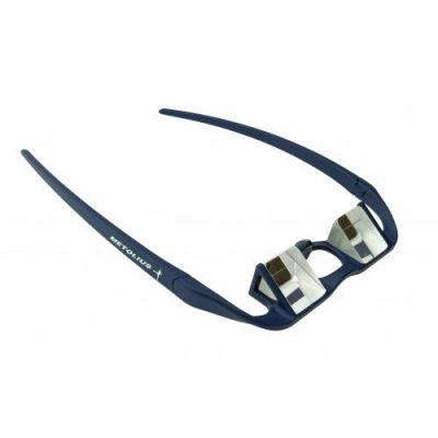 Upshot Belay Glasses - blue