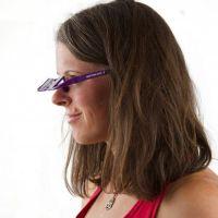 Upshot Belay Glasses - black