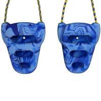 Balkna Rock Rings - blue