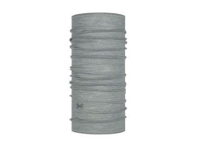 Merino wool Buff Lightweight- Solid light grey