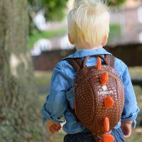 Animal Toddler Backpack - dinosaurus