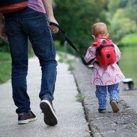 Animal Toddler Backpack - ladybird