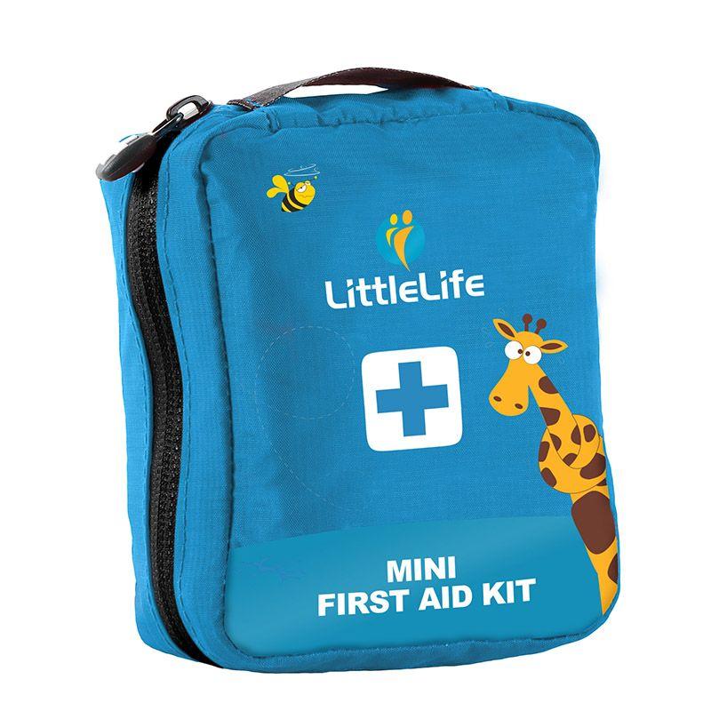 Littlelife Mini First Aid Kit blue