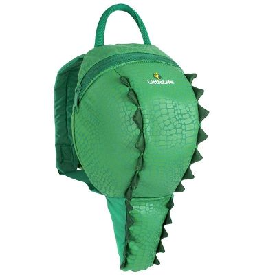 Animal Toddler Backpack - crocodile