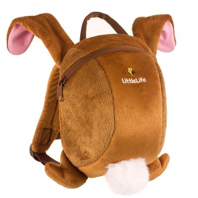 Animal Toddler Backpack - rabbit