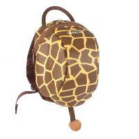 Animal Toddler Backpack - giraffe