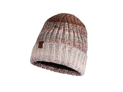 Knitted Polar Hat Buff Olya- Grey