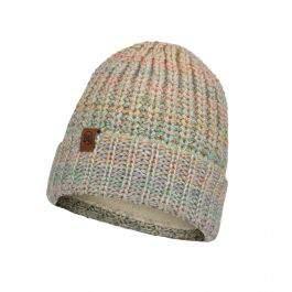 Knitted Polar Hat Buff Olya- Cloud