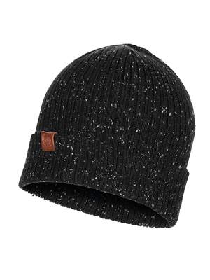 Knitted Hat Buff Kort- black