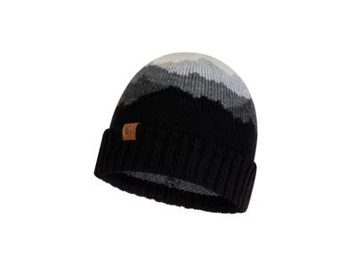 Knitted Hat Buff Sveta- black