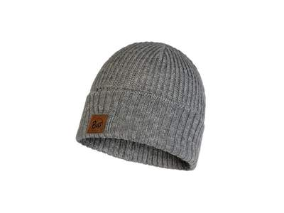 Knitted Hat Buff Rutger- Melange grey