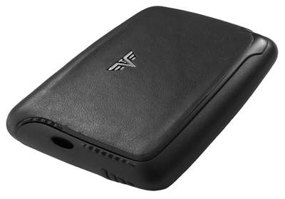 Card case Pearl leather