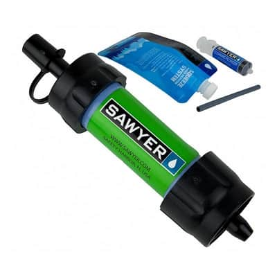 Vodný filter Sawyer Mini- green