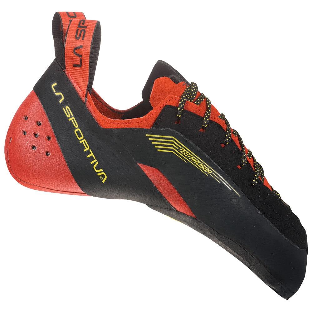 La Sportiva Testarossa (20U) red/black 39-EU