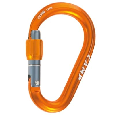 Core Lock; orange