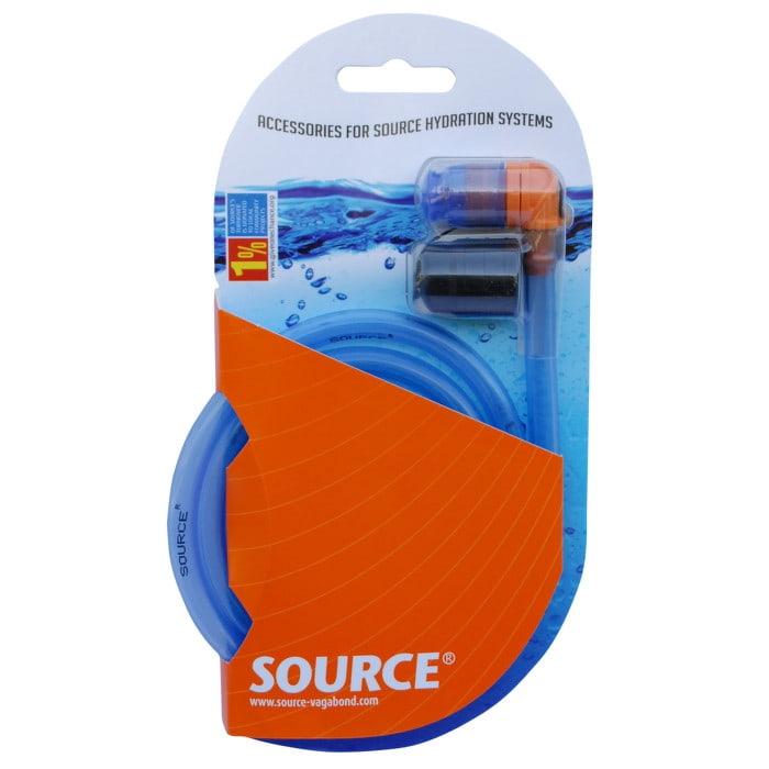 Source Helix Tube Kit grey