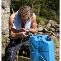 Prípojná sprcha ke kanystru Jerrycane