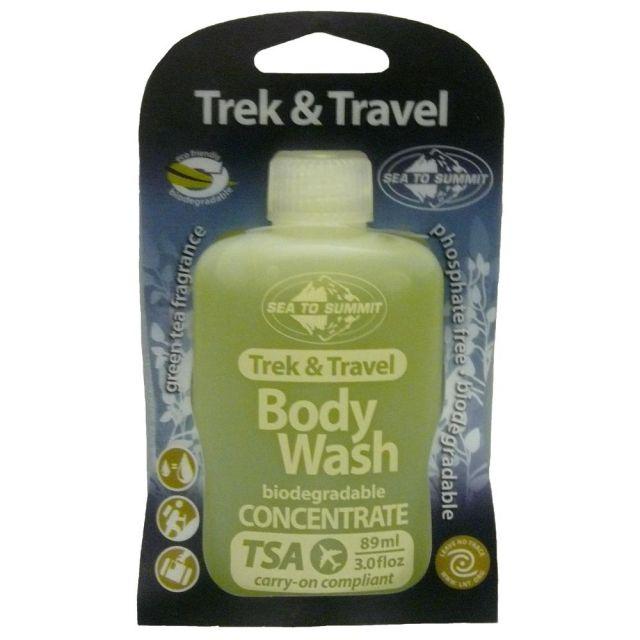 Sea To Summit T&T LIQUID SOAPS 89 ml shower gel