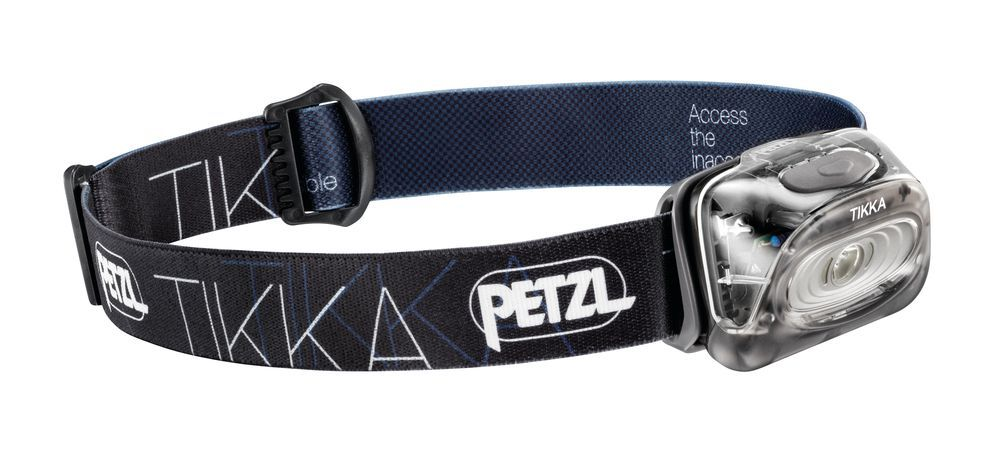 Petzl Petzl Tikka 2 black