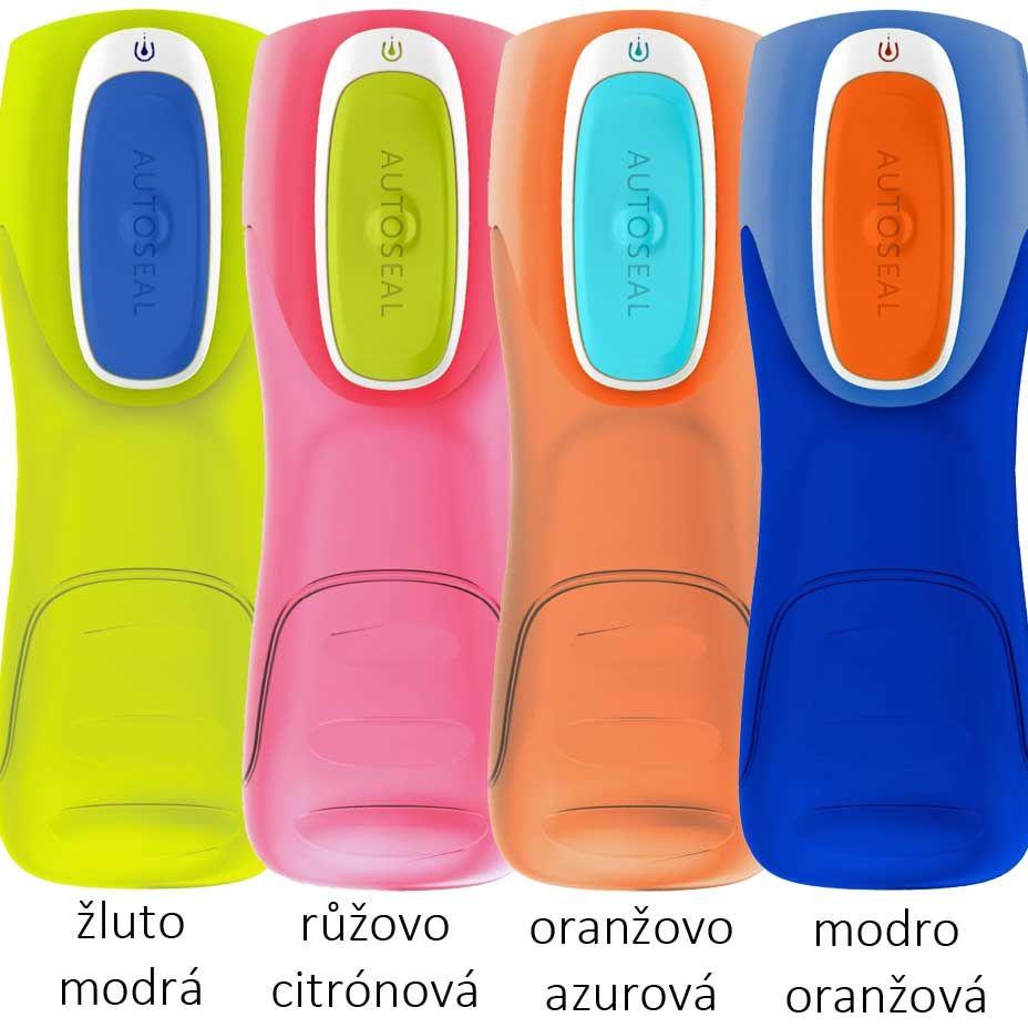 Contigo Contigo Autoseal Kids Trekker 420ml pink dbeaa12ffd0