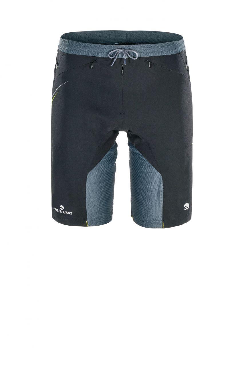 Ferrino Gariwerd Short X-Track Unisex black XL