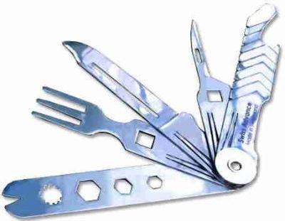 Švajčiarská vrecková sada nástrojov