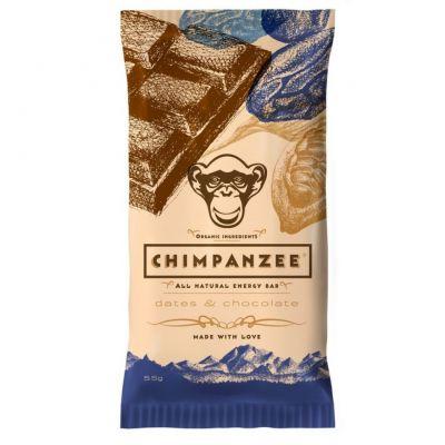 CHIMPANZEE  ENERGY BAR Dates - Chocolate 55g