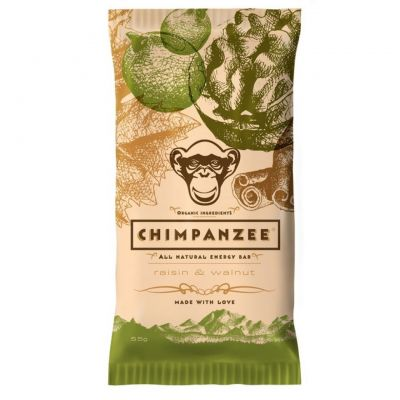 CHIMPANZEE  ENERGY BAR Raisin - Walnut